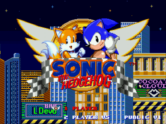 Sonic the Hedgehog – Tribute Online