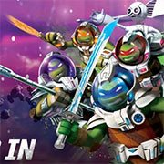 Jogo Turtles in Space – TMNT Online Gratis