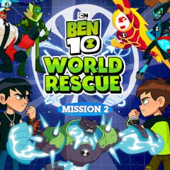 Jogo Ben 10 World Rescue Mission 2 Online Gratis