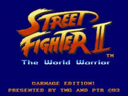 Jogo Street Fighter II Modified Edition Online Gratis