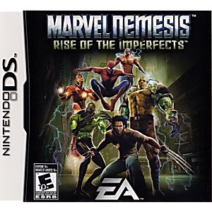 Jogo Marvel Nemesis: Rise of the Imperfects Online Gratis