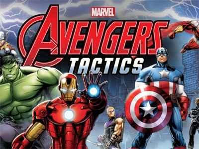 Jogo Marvel Avengers Tactics Online Gratis