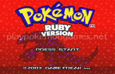 Pokemon Greninja-Z (GBA) Online