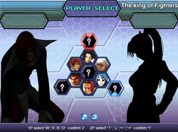 Jogo The King of Fighters Wing 1.3 Online Gratis