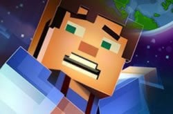 Jogo MINECAVES LOST IN SPACE Online Gratis