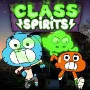 Class Spirits – Gumball