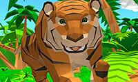 Jogo Simulador de Tigre 3D Online Gratis