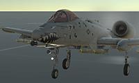 Simulador de Voo Real: Aeronave de Luta