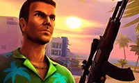 Simulador 3D de Crime Miami