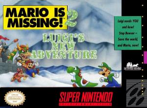 Mario is Missing! 2 – Luigi's New Adventure