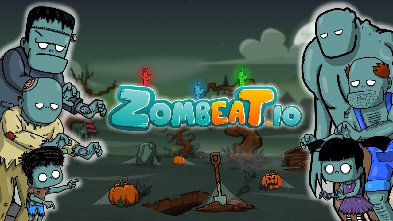 Jogo ZOMBEAT.IO Online Gratis
