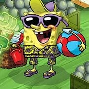 Beachy Keen Spongebob