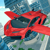 Jogo Carro Voador 3D Online Gratis