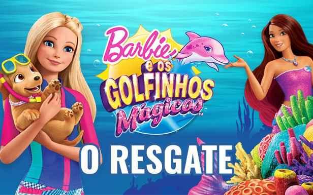 Jogo Barbie Golfinhos Mágicos O Resgate Online Gratis