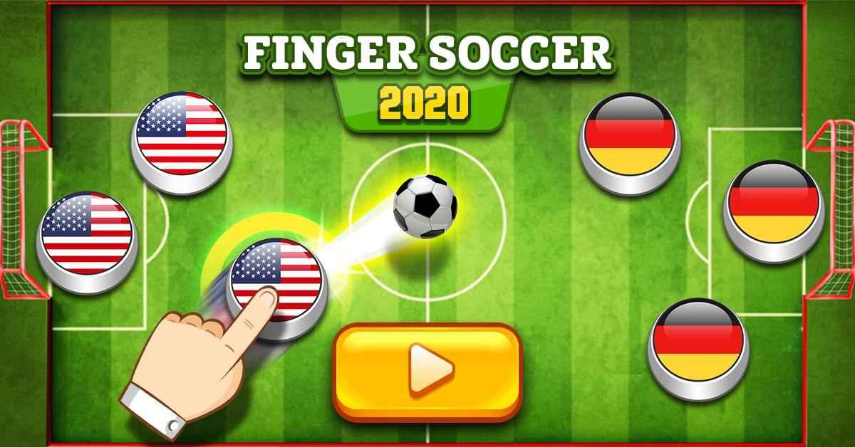Jogo Finger Soccer 2020 Online Gratis