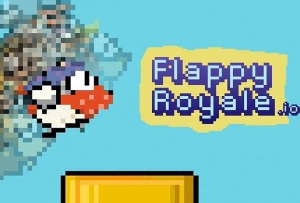Jogo Flappy bird Battle Royale Online Gratis