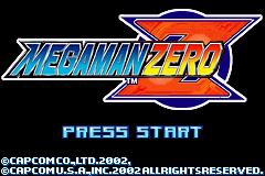 Jogo Mega Man Zero Online Online Gratis