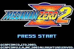 Jogo Mega Man Zero 2 Online Online Gratis