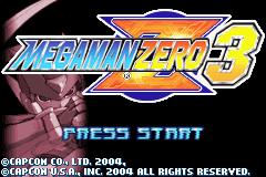 Jogo Mega Man Zero 3 Online Online Gratis