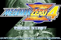 Jogo Mega Man Zero 4 Online Online Gratis