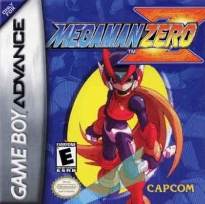 Jogo Mega Man Zero Online – GBA Online Gratis