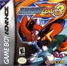 Jogo Mega Man Zero 3 Online – GBA Online Gratis