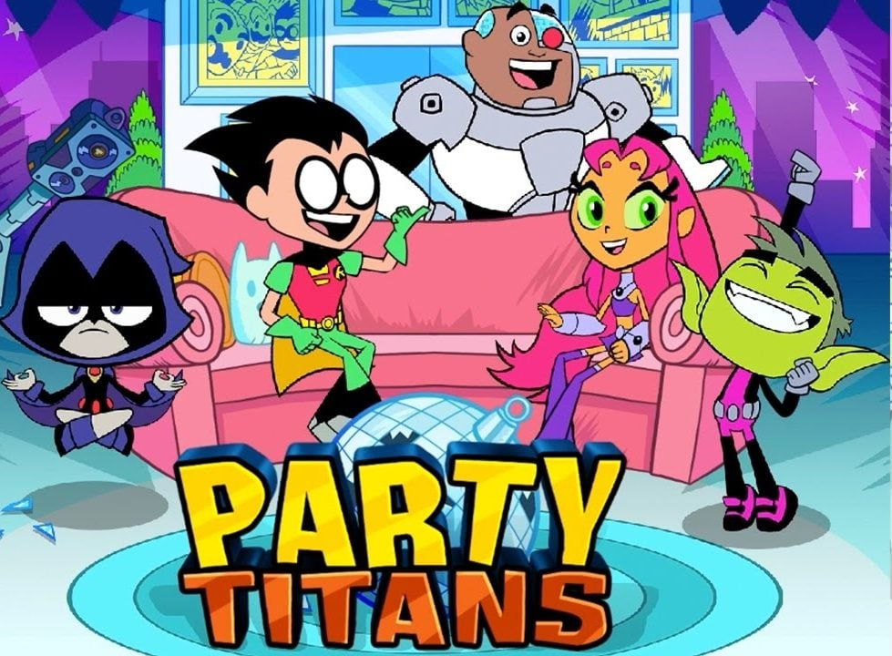 Party Titans | Teen Titans Go