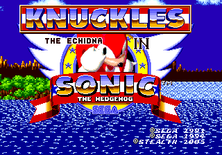 Jogo Knuckles in Sonic The Hedgehog 2 Online Gratis