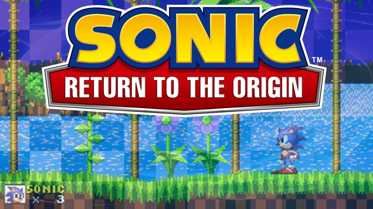 Sonic – Return to the Origin