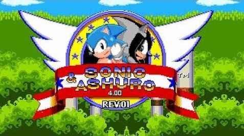 Jogo Sonic & Ashuro 4.06 Online Gratis