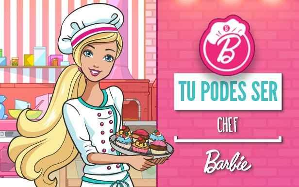 Jogo Barbie Você Pode Ser Uma Chef Online Gratis