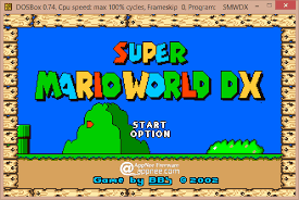Jogo Super Mario World DX Online Gratis