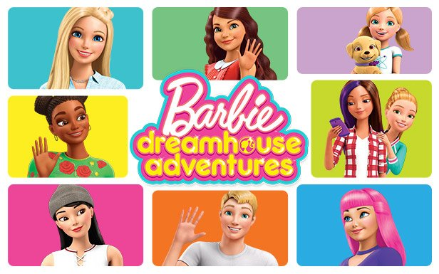 Jogo Barbie Dreamhouse Adventures Online Gratis