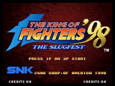 The King of Fighters '98 – The Slugfest