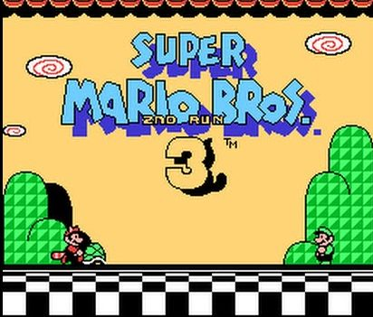 Jogo Super Mario Bros. 3 – 2nd Run Online Gratis