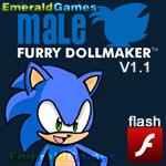 Jogo Male Furry Dollmaker v1.1 Online Gratis