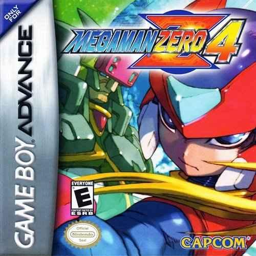 Mega Man Zero 4  – GBA