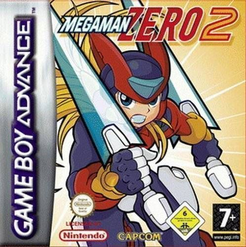 Jogo Mega Man Zero 2 Online – GBA Online Gratis