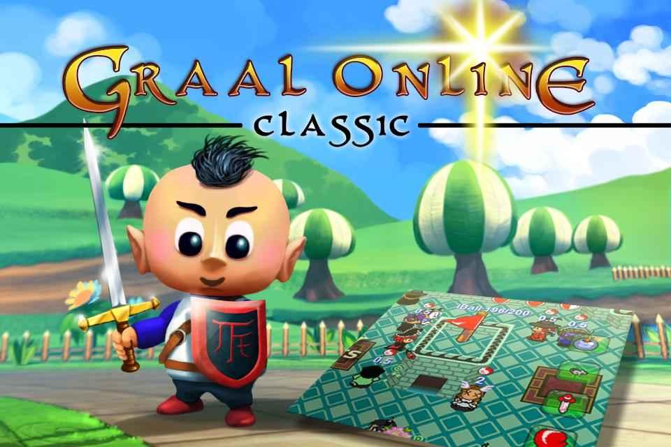 Jogo GraalOnline Classic Online Gratis