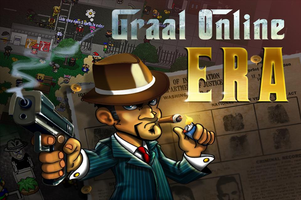 Jogo GraalOnline Era Online Gratis