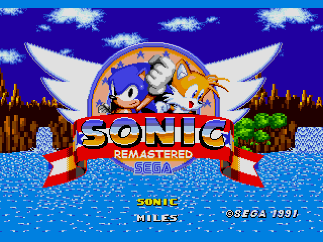 Jogo Sonic the Hedgehog – Sonic Remastered Online Gratis