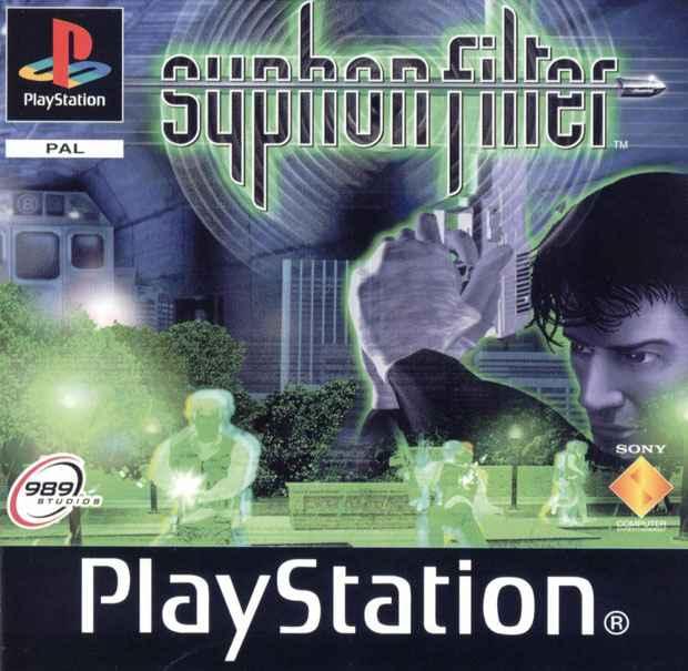 Jogo Syphon Filter PS1 Online Gratis
