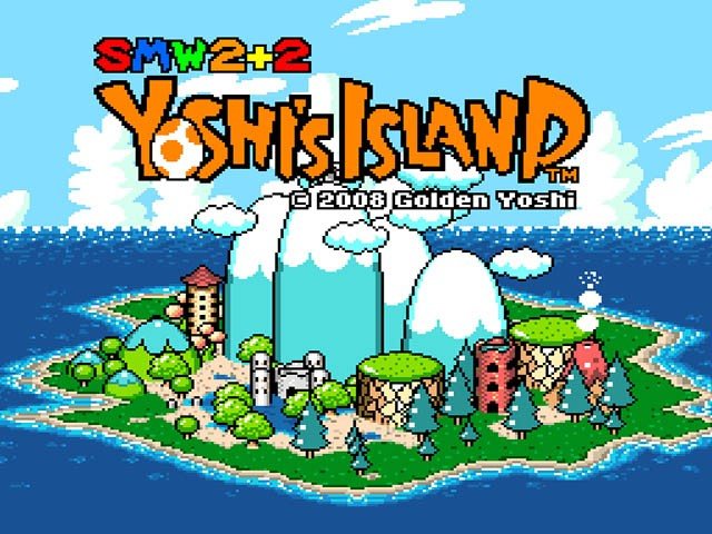 Jogo SMW2+2 – Yoshi's Island Online Gratis