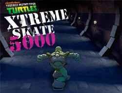 Ninja Turtles: Extreme Skate 5000