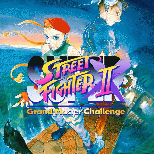 Super Street Fighter II X – grand master challenge
