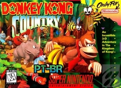 Donkey Kong Country [PT-BR]