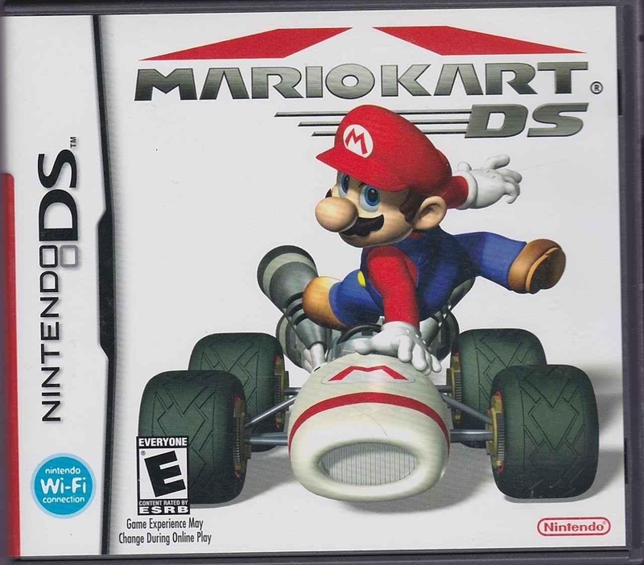 Mario Kart – NDS