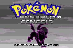 Pokemon Emerald Genesis