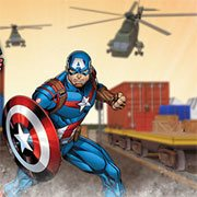 Shield Strike – Captain America