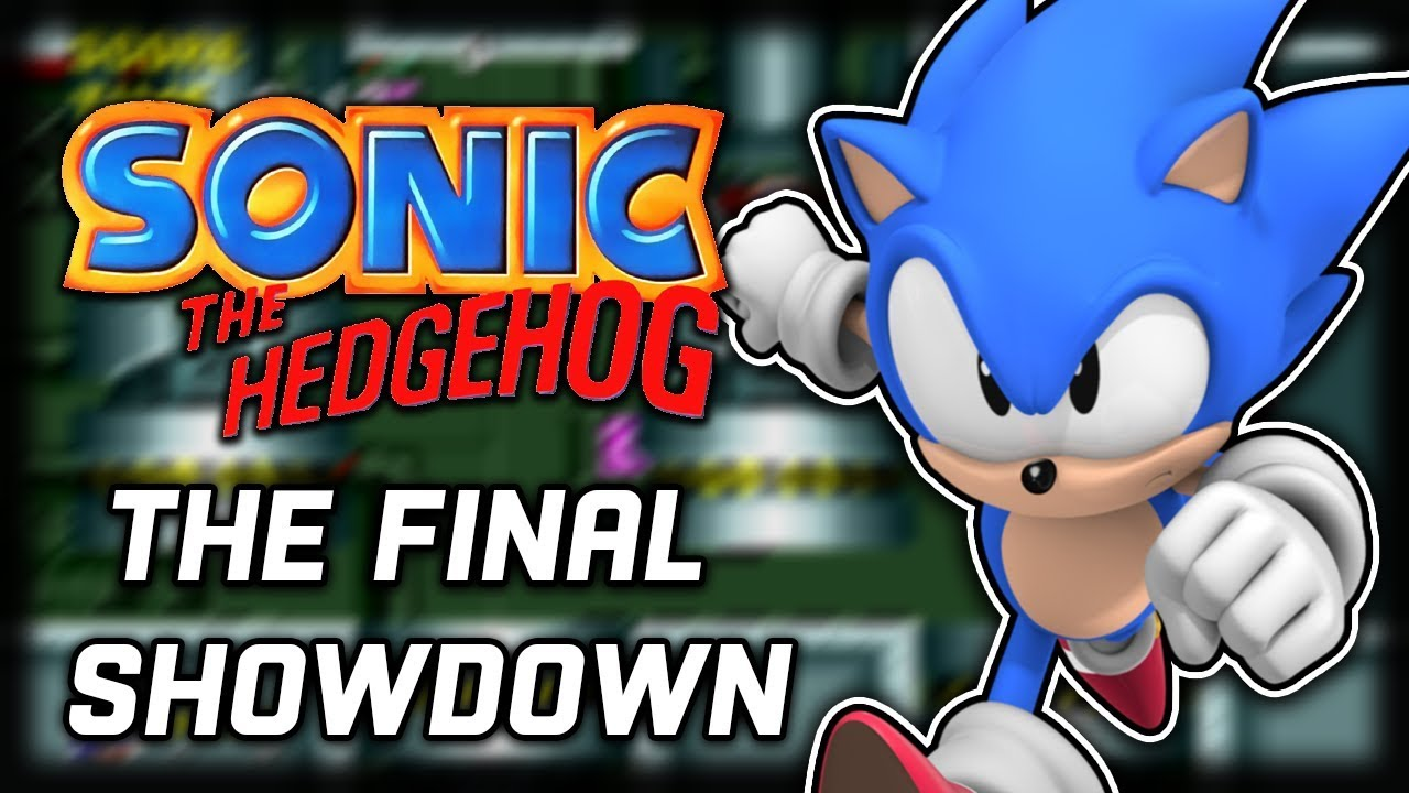 Sonic – The Final Showdown